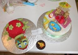 creative cakes - cake workshop