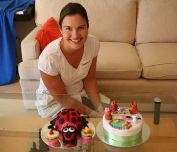 3D Cake Decorating Workshop
