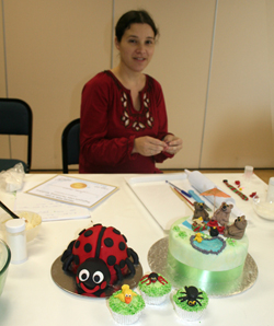 creative cakes workshops