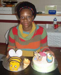Cake Decorating Course Jhb : 3D Cake Decorating Classes and Workshops for beginners!