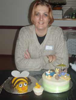 Cake Decorating Classes Lincoln : 3D Cake Decorating Classes and Workshops for beginners!